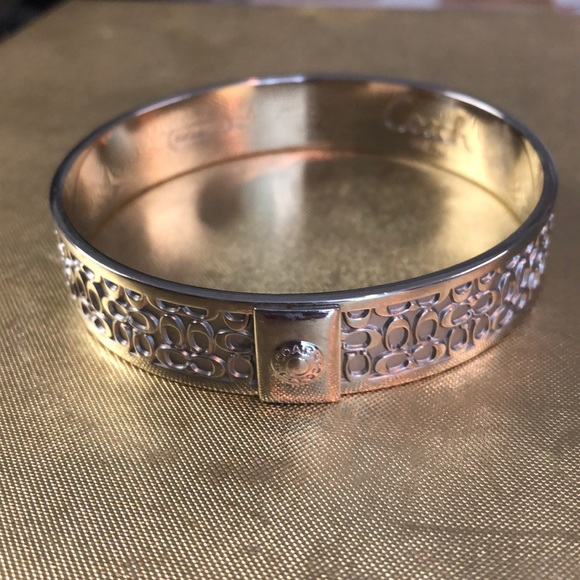 Coach Jewelry - Coach Bangle